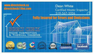 Direct Check Home Inspections....The Only Call You Need To Make