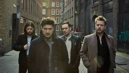1 x Mumford & Sons MELBOURNE GIG Selling for $100 Subiaco Subiaco Area Preview