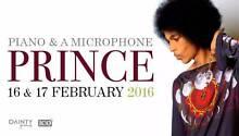 Prince: Piano & Microphone Concert - Melbourne Tues, 16 Feb 10pm Melbourne CBD Melbourne City Preview
