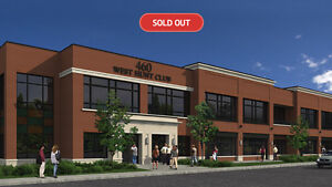Hunt Club commercial office condo for sale