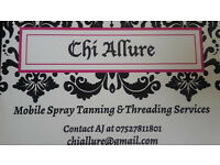 Chi Allure - Mobile Spray Tanning