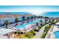 Corfu Aquis Sandy Beach All Inclusive Holiday for 2