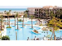 Save £600!! All Incl. 5* Package Holiday October Half-term to Hurghada, Egypt for sale