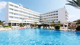Holiday in Cyprus for sale, 7 nights All Inclusive, 21st June