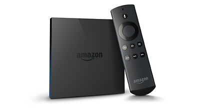 Amazon Fire TV mit Sprachfernbedienung