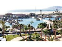 Last minute all inclusive holiday to Morocco for 2