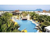 Half Term Holiday for 4 people. 2 adults & 2 children to fuerteventura resort