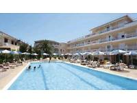4* Holiday to Zante for 4 people in July - RRP: £1,210 - Now: £700