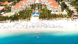 2 weeks all inclusive 5 star to Mexico 4-18th july