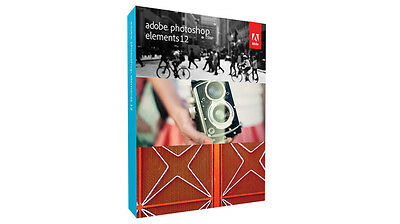 Adobe Photoshop Elements 12 Full Version -For Windows 32/64 Bit & Mac.