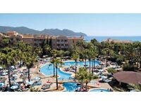 10 Night holiday to Majorca in April