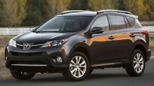 2013 Toyota RAV4 LIMITED SUV, Crossover. with New Winter Tires.