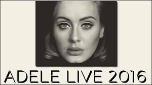 Adele Melbourne A Reserve Tickets Acton North Canberra Preview
