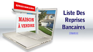 Boucherville Reprise de finance. Liste gratuite