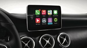 Apple CarPlay and Android Auto Install for Mercedes Benz