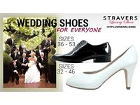 Wedding? Bridal shoes large size 9, 9.5, 10, 11, 12, small sizes 0, 0.5, 1, 2