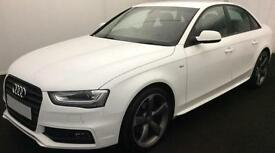 Audi A4 Black Edition FROM £77 PER WEEK!