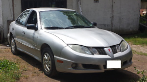 Etested & PreSafetied 2004 Silver Sunfire, Low Km 133,000!