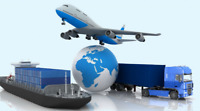 Logistic and customs broker service for small business