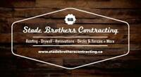 Stade Brothers Contracting/Renos