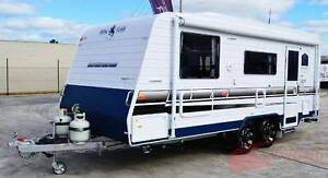 Royal Flair Designer Series Caravan for sale - Solar - BBQ - ESC Wodonga Wodonga Area Preview