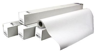 "Blue Tinted Bond Plotter Paper 36"" x 500' 3"" Core - 2 Rolls"