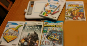 Wii Draw and Games