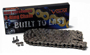530 Volar O-Ring O Ring Chain with 120 Link - Nickel