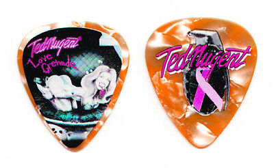 Ted Nugent Love Grenade Guitar Pick 2007 Tour