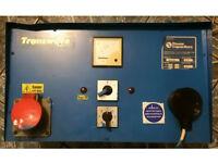 Transwave converter single phase to three phase