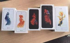 BRAND NEW IPHONE 6S 64GB ★ FIDO ROGERS CHATR ★ 1 YEAR WARRANTY ★