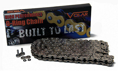 530 x 150 Links O-Ring Motorcycle Chain for Extended Swingarm - Nickel