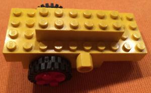Lego 890-1 Universal Building Set: Supplemental: Windup Motor