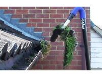 Gutter Cleaning Services/ Fencing