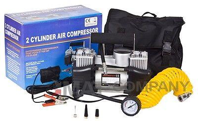 MINI-KOMPRESSOR 12V 150 PSI Luftpumpe Autokompressor Auto Druckluftkompressor