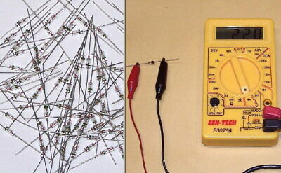 Tested 100 Pcs Lot Vintage Germanium Diodes Crystal Radio Receiver Part Nos