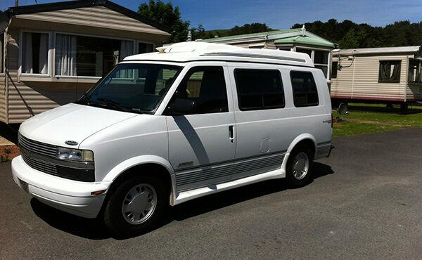 Chevrolet Astro Van Buying Guide