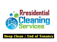 Regular Cleaning from £10 per hour - End of Tenancy Deep Cleaning From £110
