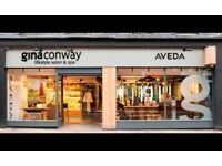 COLOUR CORRECTION MODELS requered in Gina Conway AVEDA salons and spa
