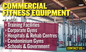Commercial Fitness Equipment Sale! The Treadmill Factory