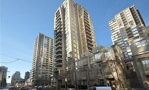 Fully Furnished 1BR & Den convenient location in Yaletown