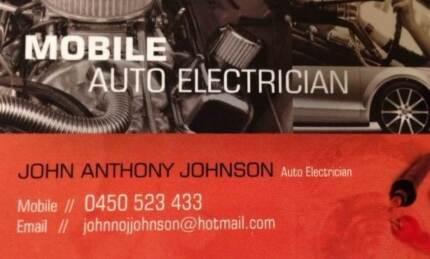 Mobile Auto Electrician Beechboro Swan Area Preview