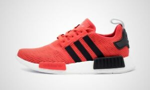 "*BRAND NEW* Adidas NMD R1 ""Red, Black & White"" Size - 8.5 - 10.5"