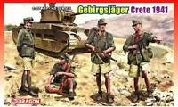 Dragon 1:3 5 6742: German Mountain Troops Crete 1941 - 4 Figurines - dragon models - ebay.co.uk