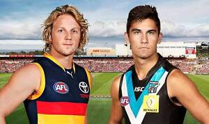 PORT ADELAIDE POWER VS. ADELAIDE CROWS AFL SHOWDOWN TICKETS Adelaide CBD Adelaide City Preview
