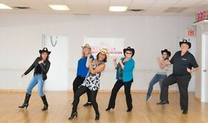 Modern Line Dancing, Partners Dance Lessons, and Dance Fitness Cambridge Kitchener Area image 4