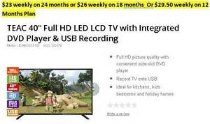 Brand New Full HD LED LCD  TV from $25 weekly plan Armadale Armadale Area Preview