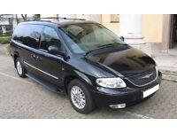 2007 Chrysler Grand Voyager 2.8 CRD Automatic Diesel 7 Seats Auto not galaxy sharan alhambra zafira