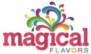 MAGICAL FLAVORS, Your success is in our mix. Over 200 flavor mix for ice cream, froyo, milk shakes, baking & mor