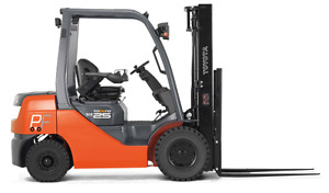 Forklift Training and Recertification